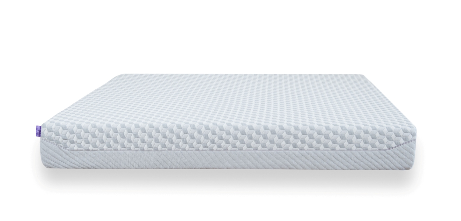 sleep cleaner and cooler with layla copper topper mattress