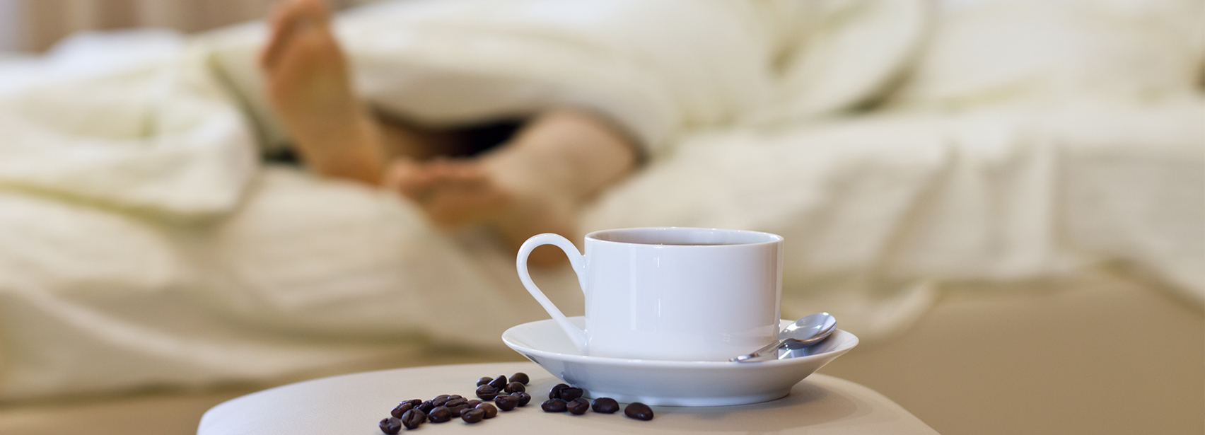 The Best Part of Waking up – A good night's sleep