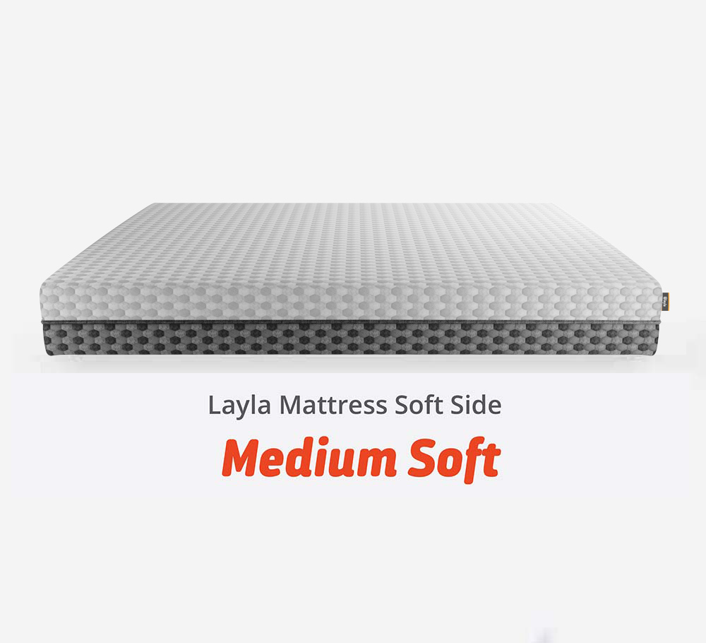 Layla Mattress Soft Side