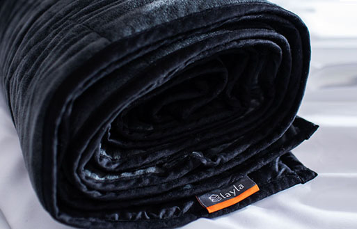 Weighted Blanket Apply Pressure To Improve Sleep Amp Reduce
