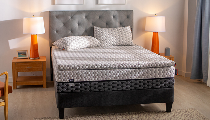 topper-bed